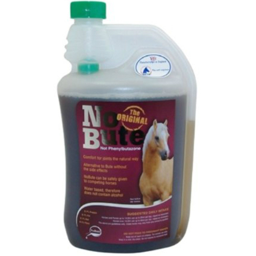 Equine Health No Bute for Healthy Joints Horse Supplement 1 Litre