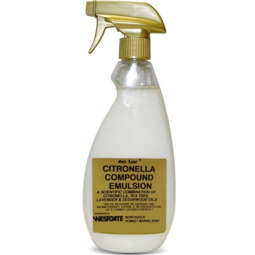 Gold Label Citronella Compound Spray for Horses