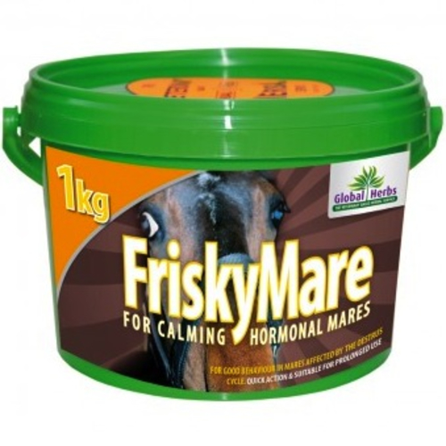 Global Herbs FriskyMare Plus for Horses