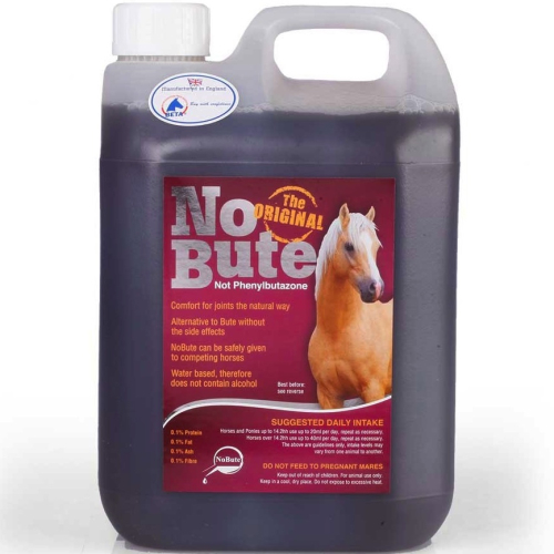 Equine Health No Bute for Healthy Joints Horse Supplement 2.5 Litres