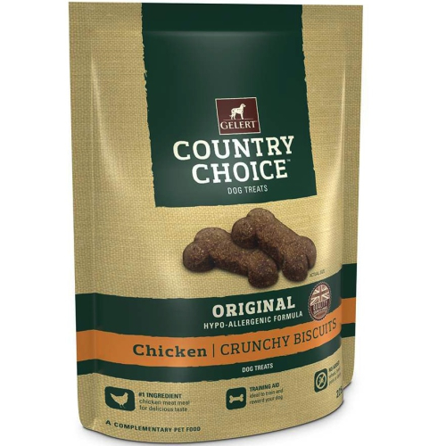 Gelert Country Choice Chicken Dog Treats