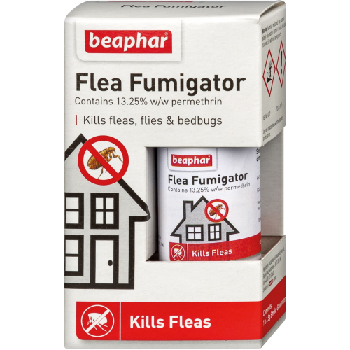 Beaphar Flea Fumigator 3.5g x 3 SAVER PACK