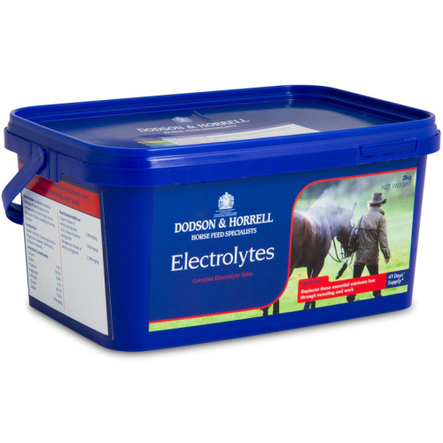 Dodson & Horrell Electrolytes Horse Supplement 2kg