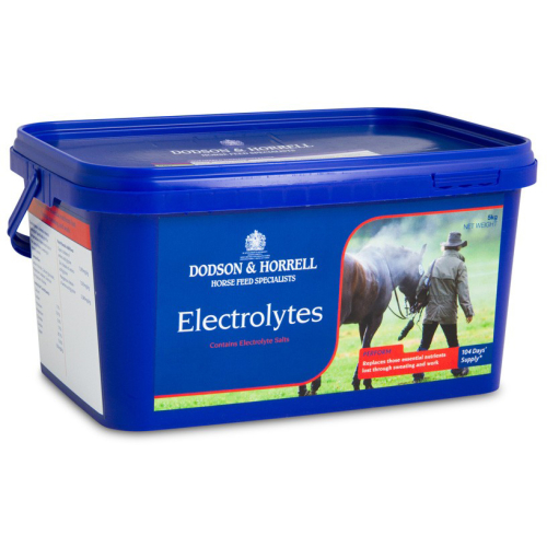 Dodson & Horrell Electrolytes Horse Supplement 15kg