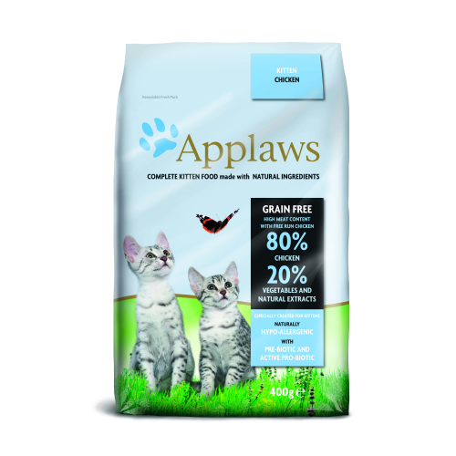 Applaws Chicken Dry Kitten Food