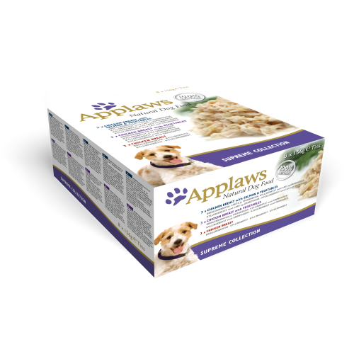 Applaws Supreme Collection Multipack Can Adult Dog Food