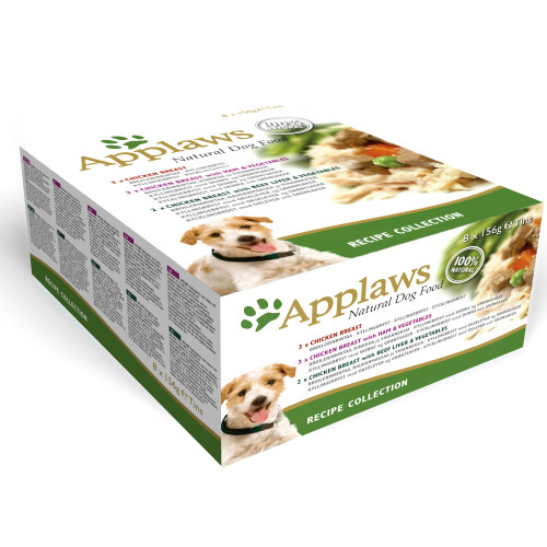 Applaws Recipe Collection Multipack Can Adult Dog Food