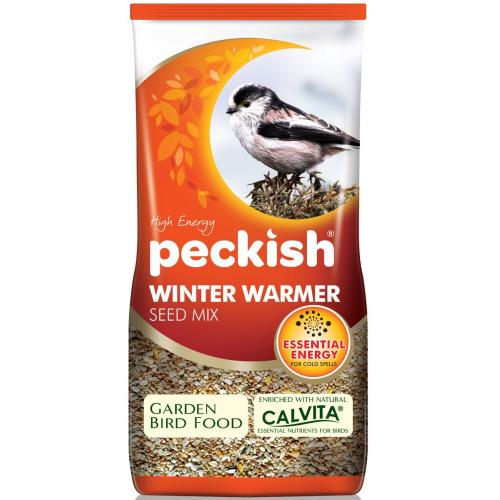 Peckish Winter Warmer High Energy Bird Food 12.75kg