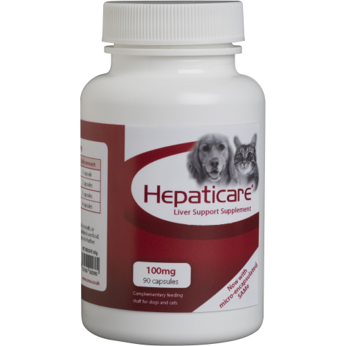 Hepaticare Dog & Cat Liver Support Supplement