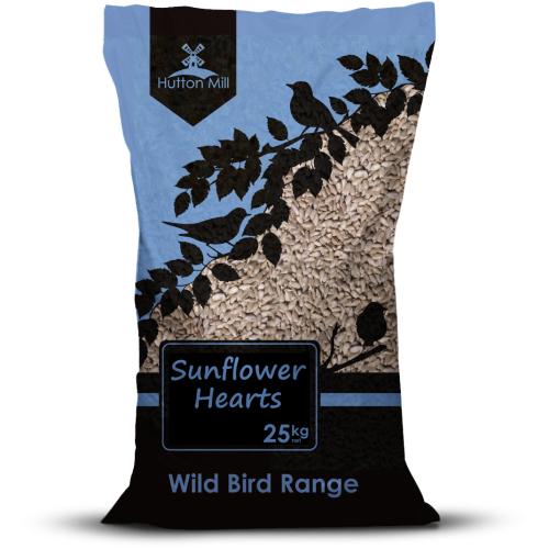 Hutton Mill Sunflower Hearts Bird Food