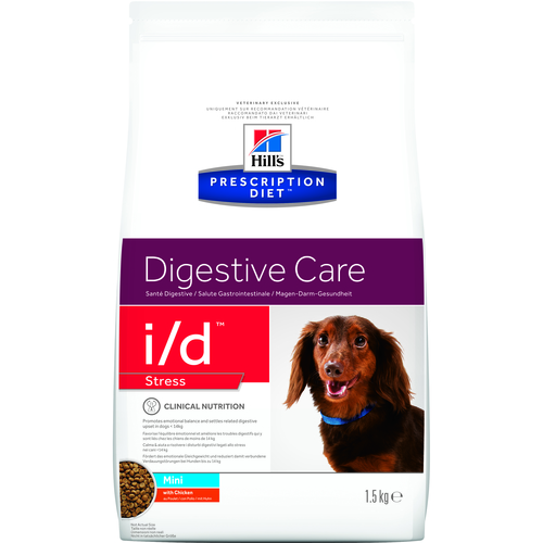 Hills Prescription Diet Canine ID Stress Mini 5kg x 2