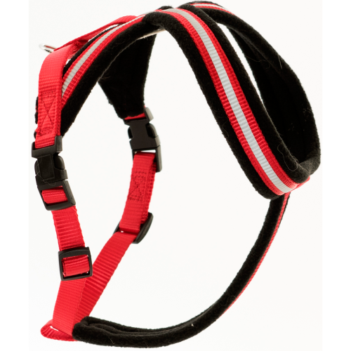 Halti Comfy Harness Red Large