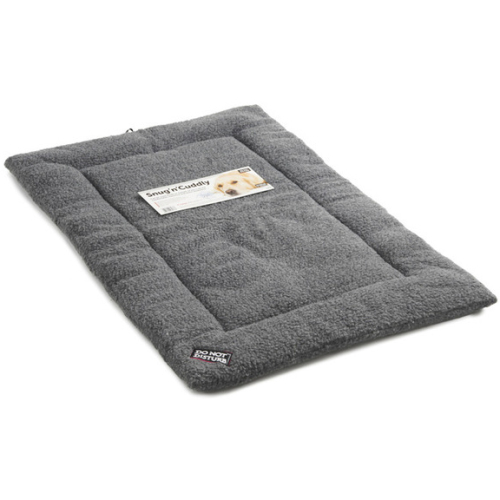 Sharples Pet Snug n Cuddly Sherpa Style Dog Mattress Extra Large Grey