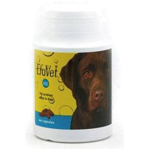 Efavet Skin & Coat Supplement