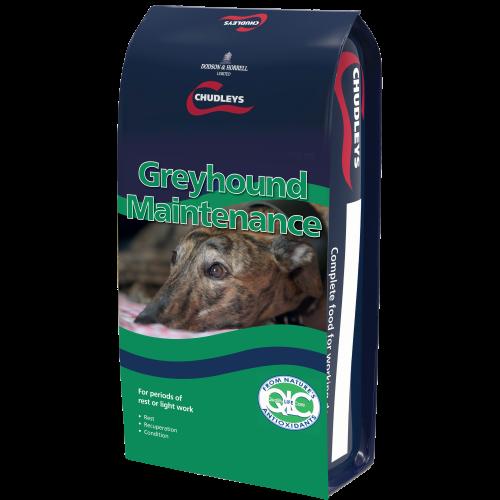 Chudleys Greyhound Maintenance Dog Food 15kg