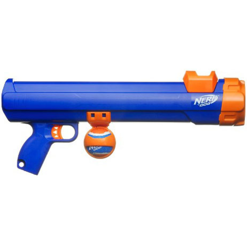 Nerf Dog Distance Tennis Ball Blaster Dog Toy Ball Blaster