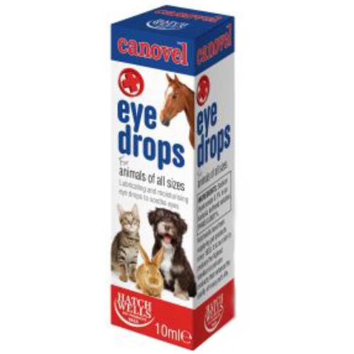 Canovel Eye Drops 10ml