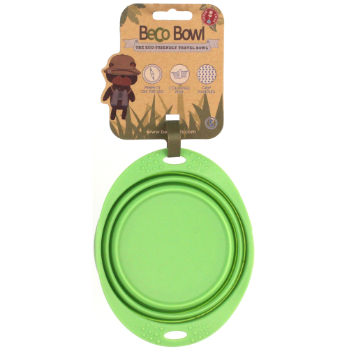 Beco Green Travel Bowl