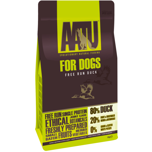 AATU 80/20 Duck Adult Dog Food