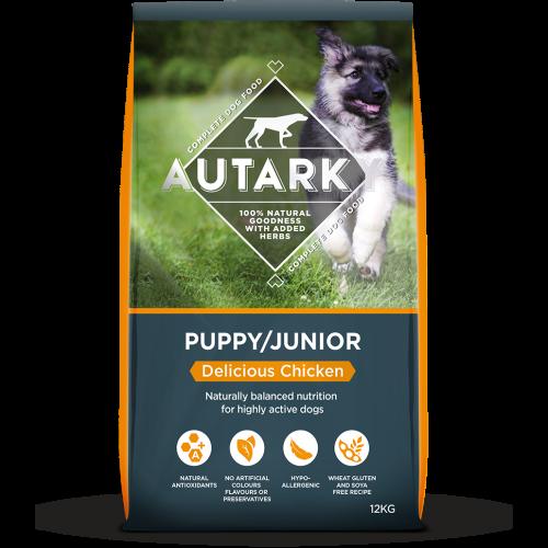 Autarky Chicken Junior Puppy Food 2kg