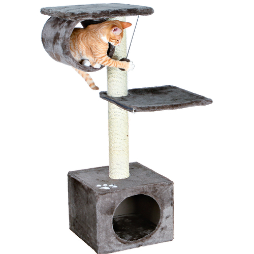 Trixie San Fernando Platinum Grey Scratching Post