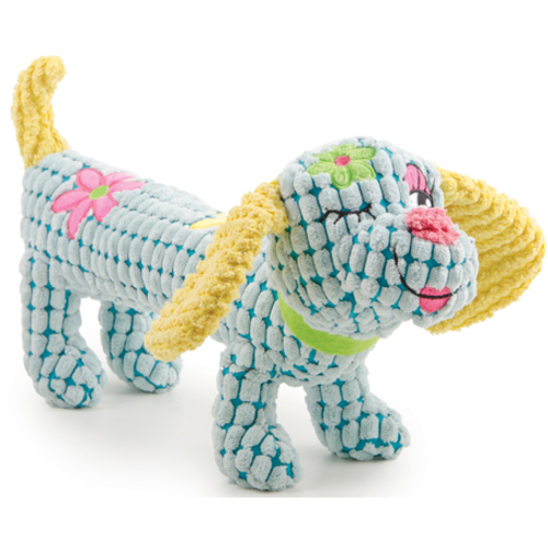 Ancol Flower Dog Dog Toy