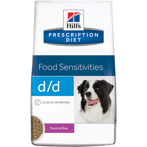 Hills Prescription Diet Canine DD Duck & Rice 12kg