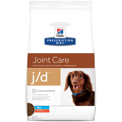 Hills Prescription Diet Canine JD Mini