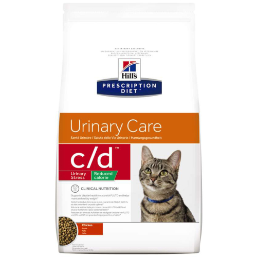Hills Prescription Diet Feline CD Multicare Reduced Calorie