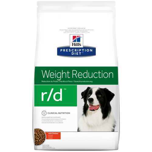 Hills Prescription Diet RD Weight Reduction Chicken Dog Food