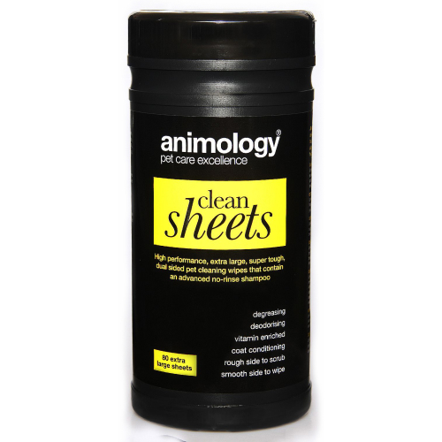 Animology Clean Sheet