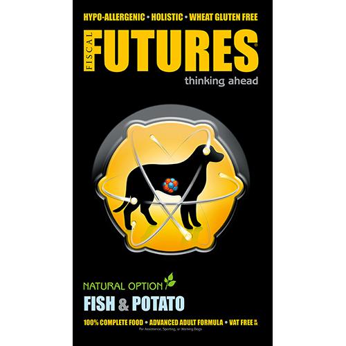 Futures Fish & Potato Adult Dog Food