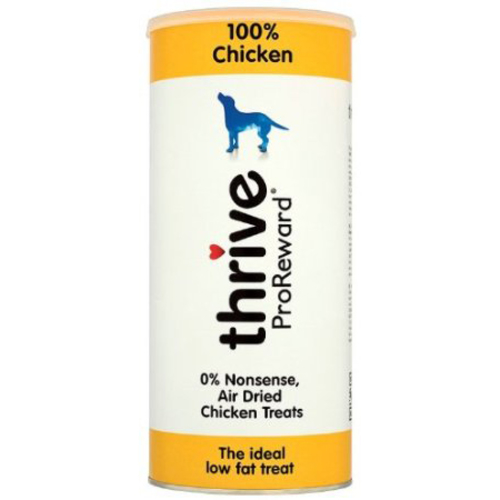 Thrive Pro Reward 100% Dog Treats 60g Chicken