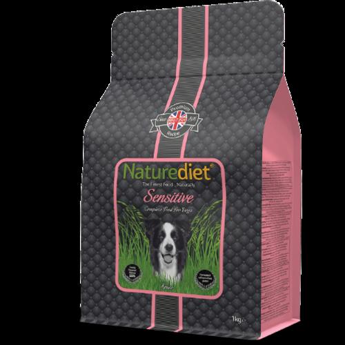 Naturediet Sensitive Salmon Dry Dog Food 12kg x 2