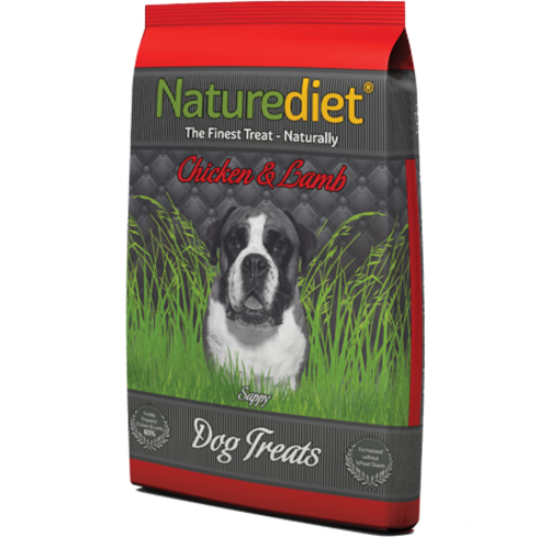 Naturediet Feel Good Dog Treats 150g Chicken & Lamb