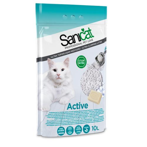 Sanicat Active Cat Litter