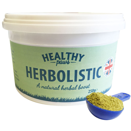 Healthy Paws Herbolistic Dog Supplement