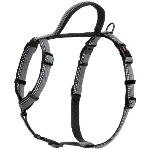 Halti Walking Harness Black & Grey