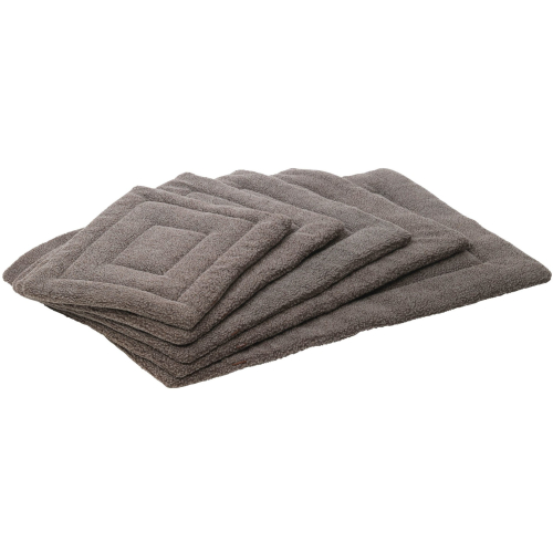 House of Paws Berber Crate Mat Brown Medium