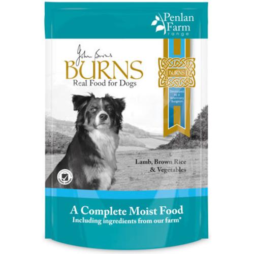 Burns Penlan Farm Lamb Complete Moist Dog Food 150g x 12