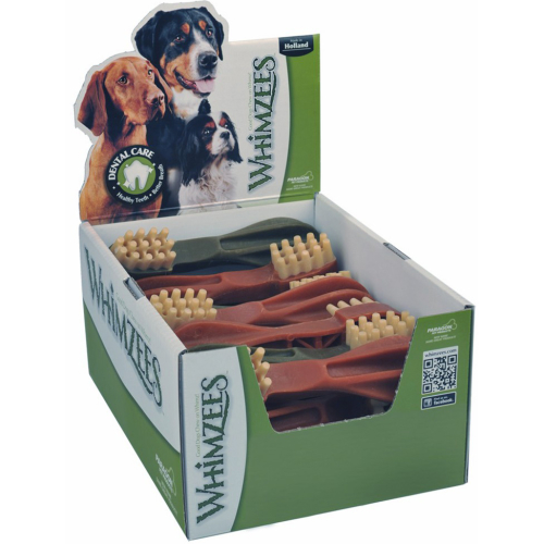 Whimzees Toothbrush Dog Treat