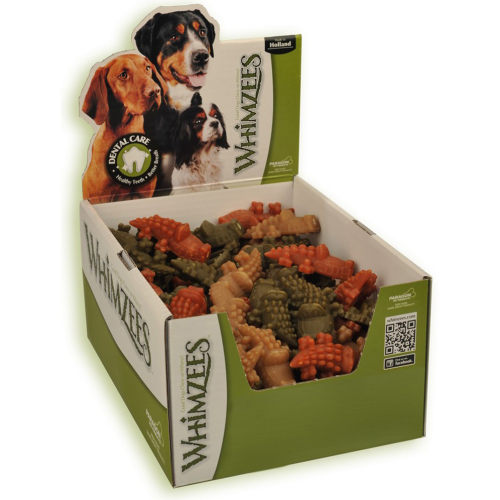 Whimzees Alligator Dog Chew Treats