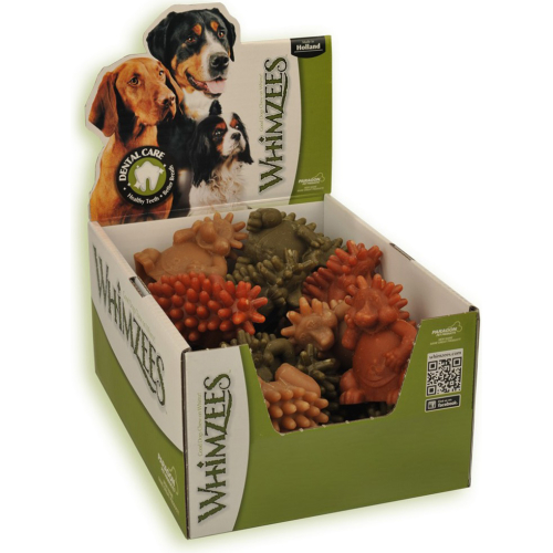 Whimzees Hedgehog Dog Chew Treat