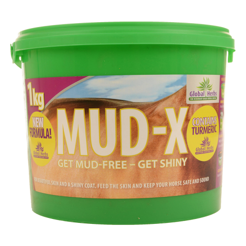 Global Herbs Mud-X Horse Supplement