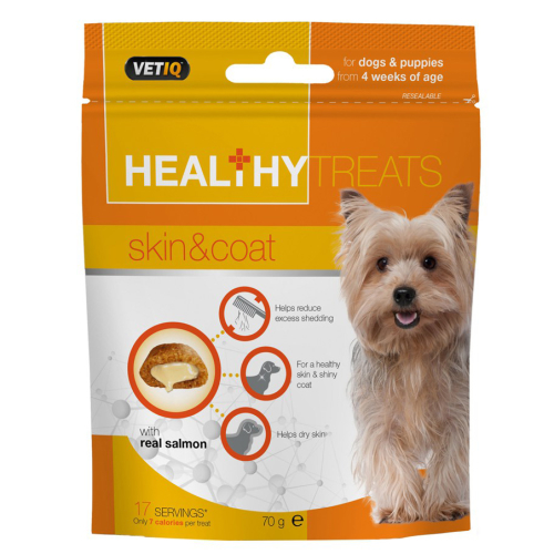 Mark & Chappell Healthy Treat Skin & Coat Dog and Puppy Treats