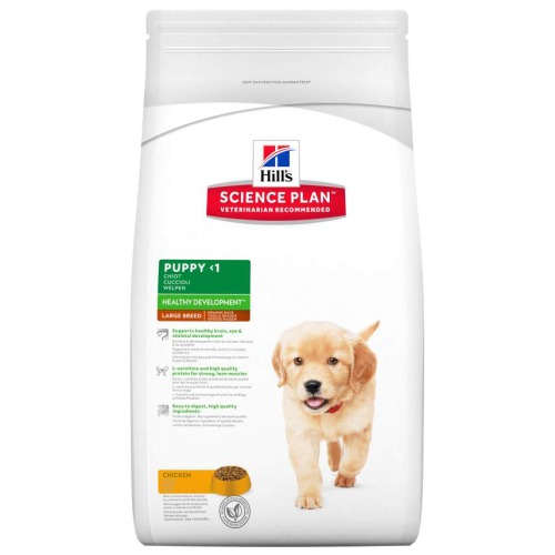 Hills Science Plan Chicken Large Breed Dry Puppy Food