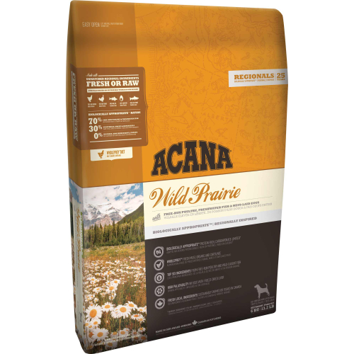 Acana Wild Prairie Adult Dog Food 2kg