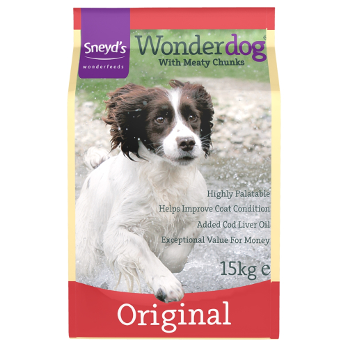 Wonderdog Original Adult Dog Food 15kg