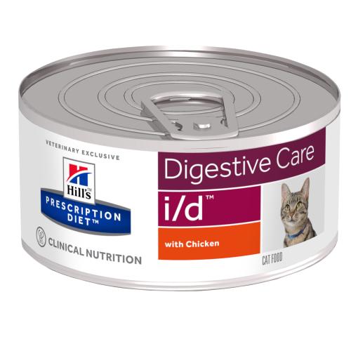 Hills Prescription Diet Feline ID Canned Chicken 156g x 24