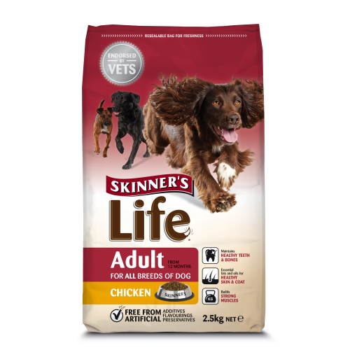 Skinners Life All Breeds Chicken Adult Dog Food